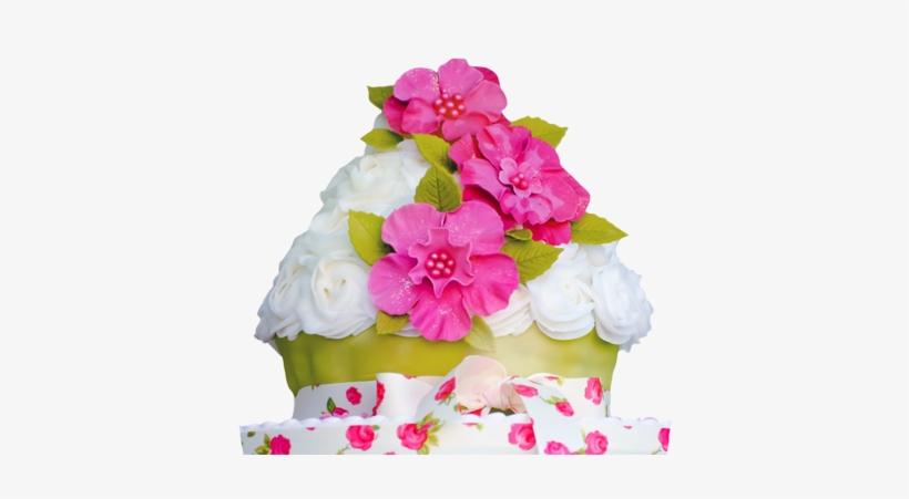 Swell Happy Birthday Light Text Cup Cake Birthday Flowers Birthday Birthday Cards Printable Opercafe Filternl