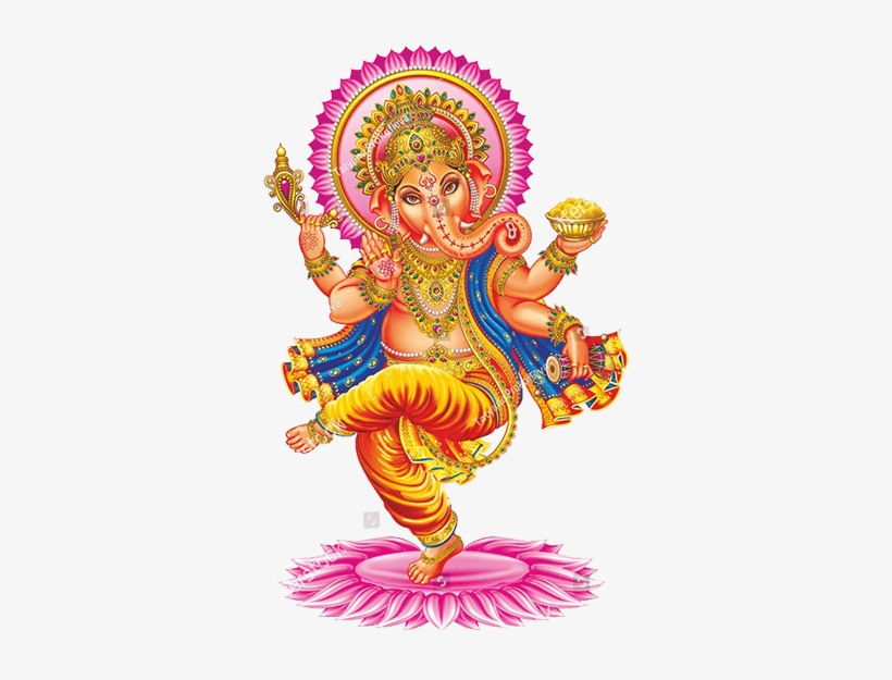 Hindu God Ganesha Png Images Photos Pics Hd Source Ganesh Chaturthi Date 2018 Free Transparent Png Download Pngkey