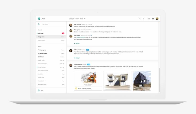 Google Hangouts Chat - Google Launches Hangouts Chat - Free