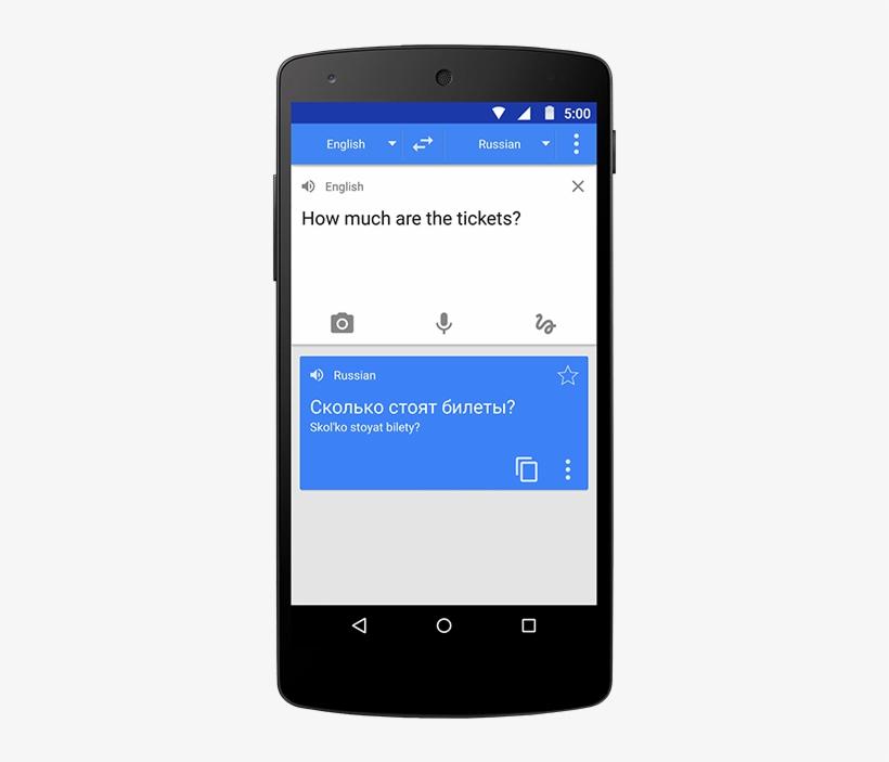 Your Personal Translator Translate Offline Google Translate