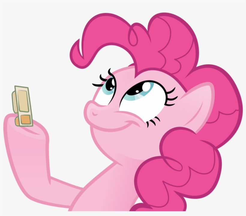 Handi-snack, Look What Pinkie Found, Peanut Butter - Pinkie Pie With Noose, transparent png #2497676