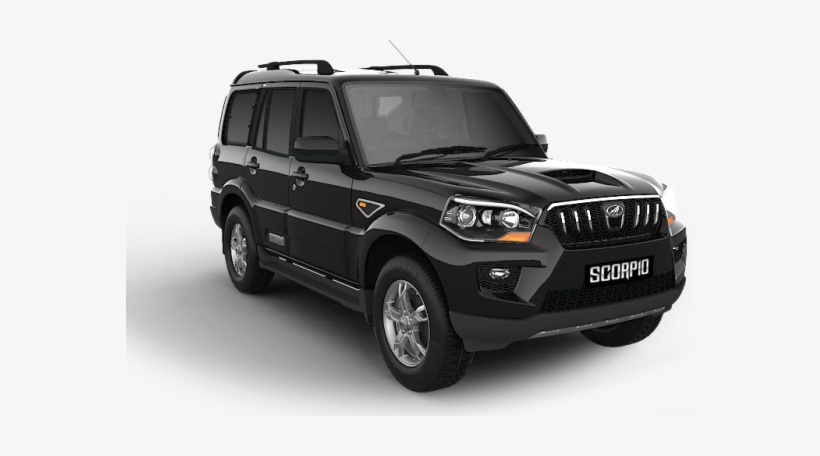 Mahindra Scorpio 4x4 Scorpio Car Black Colour Price Free