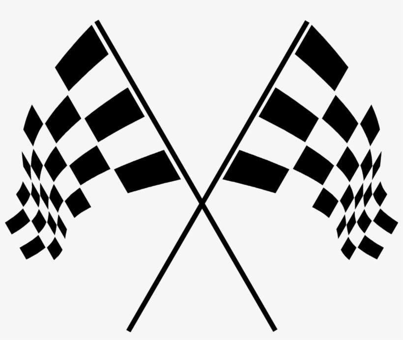 Race Flag Free Image - Race Flag No Background, transparent png #250198