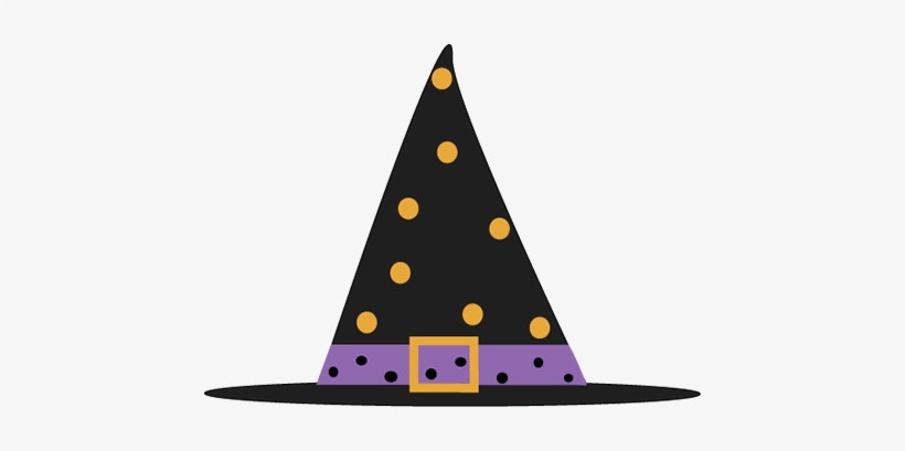 Halloween Witch Hat Png Clipart Cute Halloween Witch Hat Free Transparent Png Download Pngkey