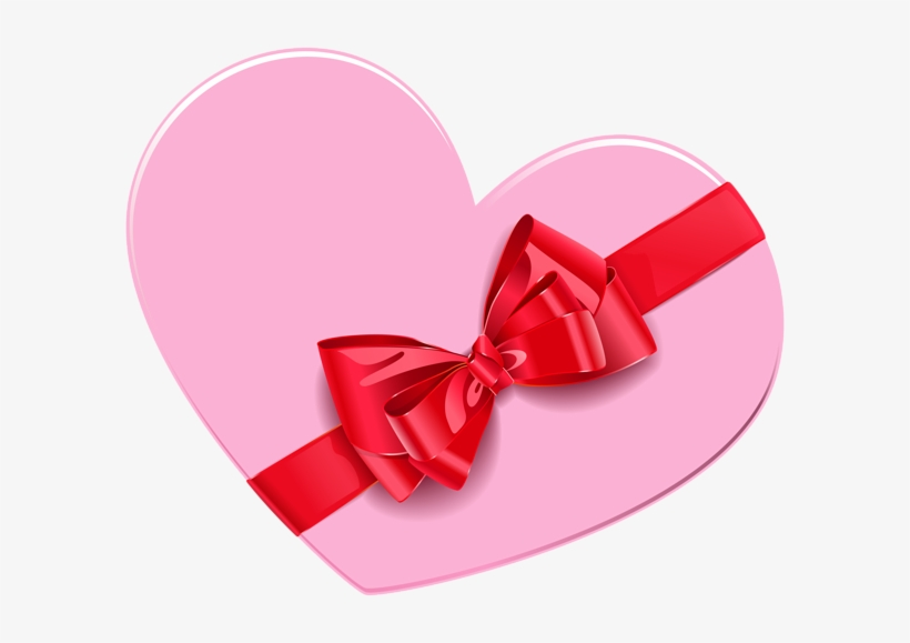 Heart Box Png Clip Art Image Gallery - Heart Gift Box Png, transparent png #252145