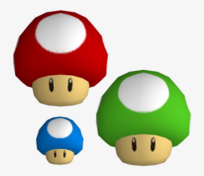Mario Mushroom Vector - Edible Mushroom, transparent png #252387