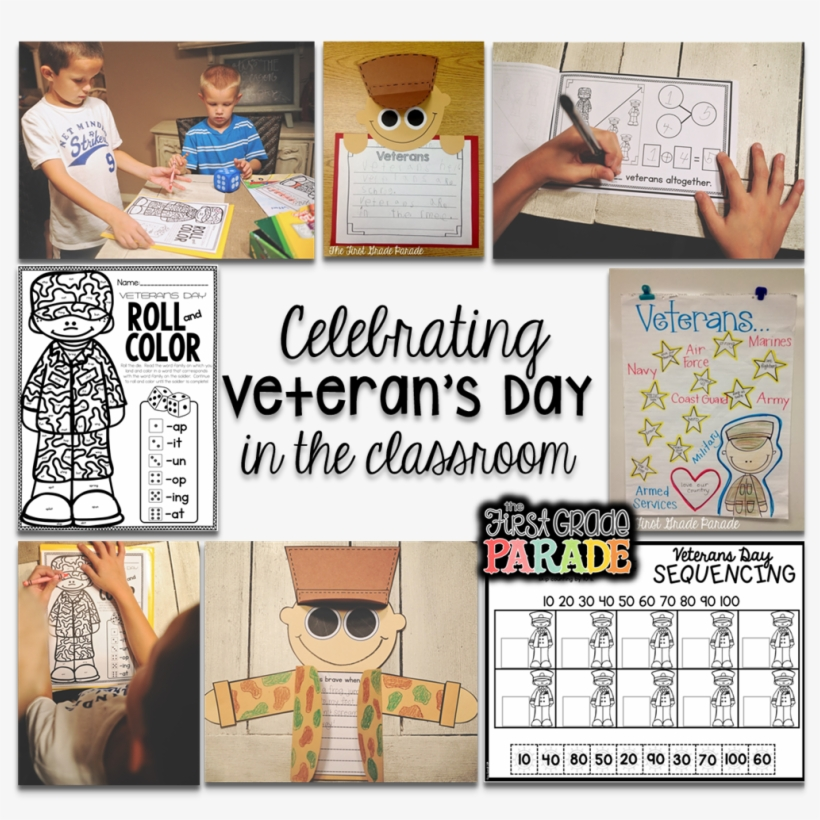 I Absolutely Love Teaching My Kids About Veterans And - Veterans Day First Grade, transparent png #252955