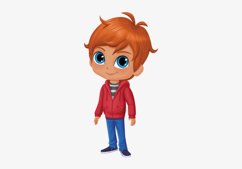 Shimmer And Shine Zac - Shimmer And Shine Characters Zac, transparent png #255322