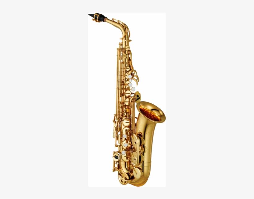 Yamaha Yas480 Intermediate Alto Sax, High F - Yamaha Yas-480 Intermediate Eb Alto Saxophone Lacquer, transparent png #256810