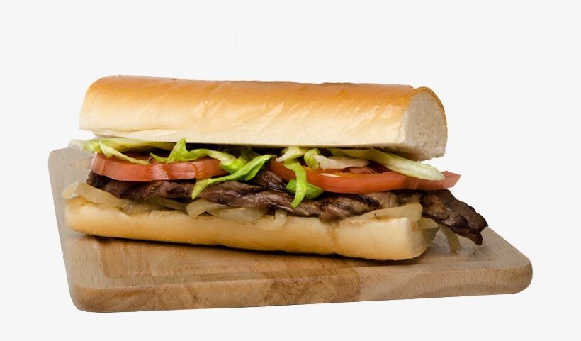 Sausage Sandwich - Sausage Sandwich Png, transparent png #257946