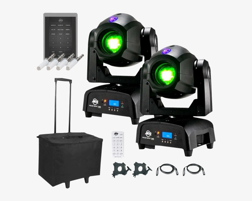 Moving Heads Packages Lights - Adj Focus Spot Two, transparent png #2500505