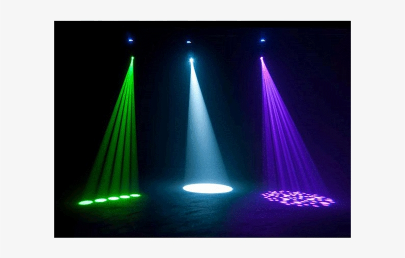 Click Here To View Full Picture - American Dj Focus Spot One Moving Head, transparent png #2500631