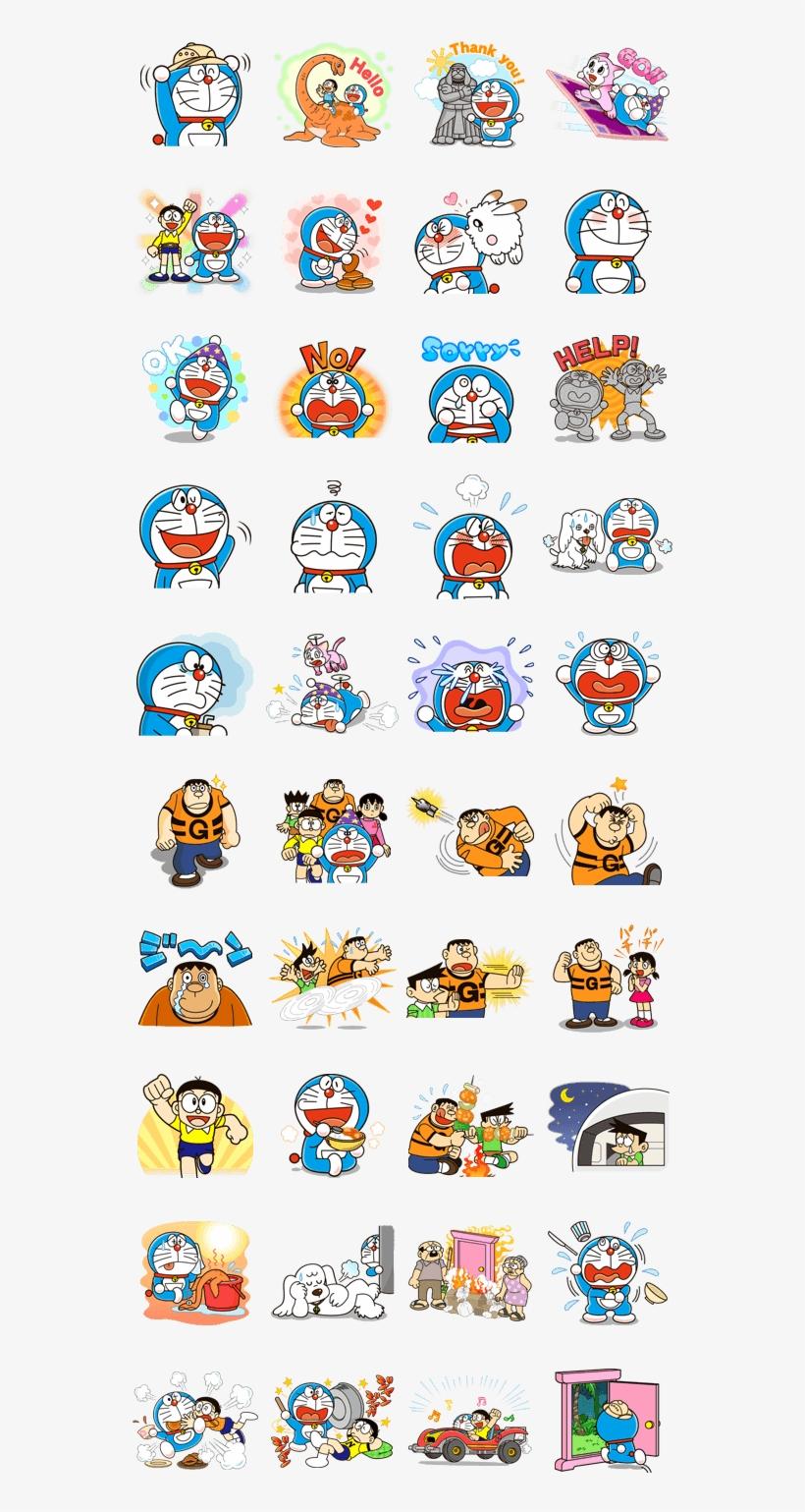 doraemon the adventure by fujiko pro doraemon printable stickers