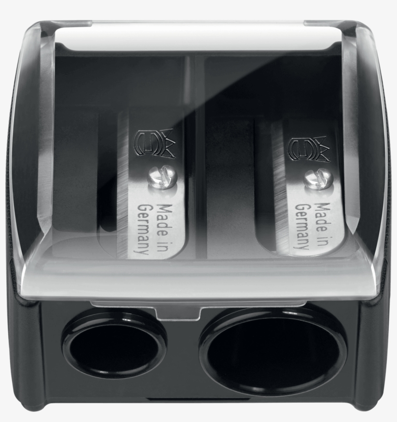 Make Up For Ever Double Barrel Pencil Sharpener, transparent png #2502633