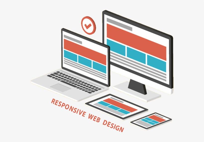 Web Designing - Responsive Web Design, transparent png #2503118