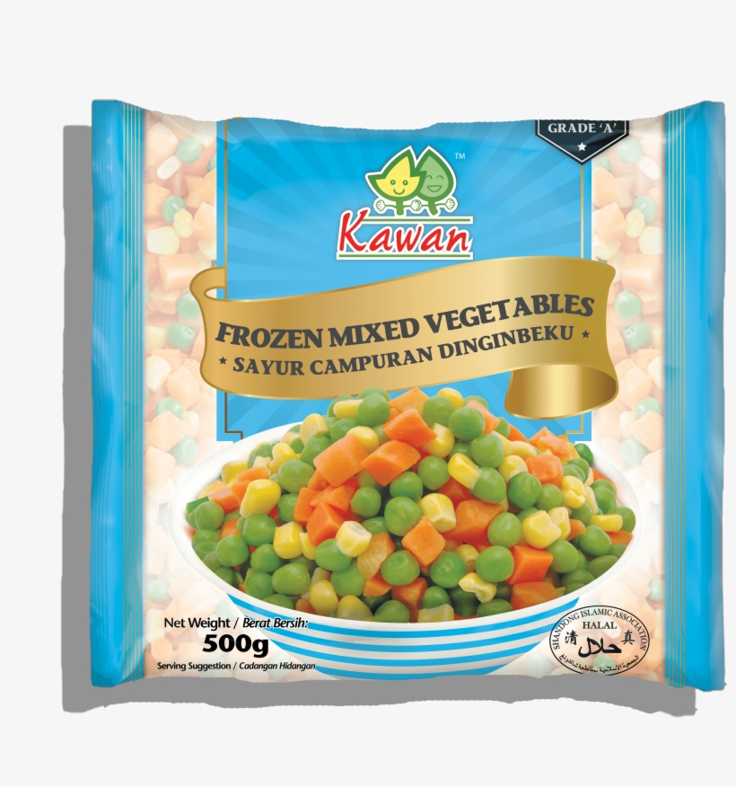 Frozen Mixed Vegetables 500g - Womack & Womatictracks - Mixed Vegetables, Black, transparent png #2506703