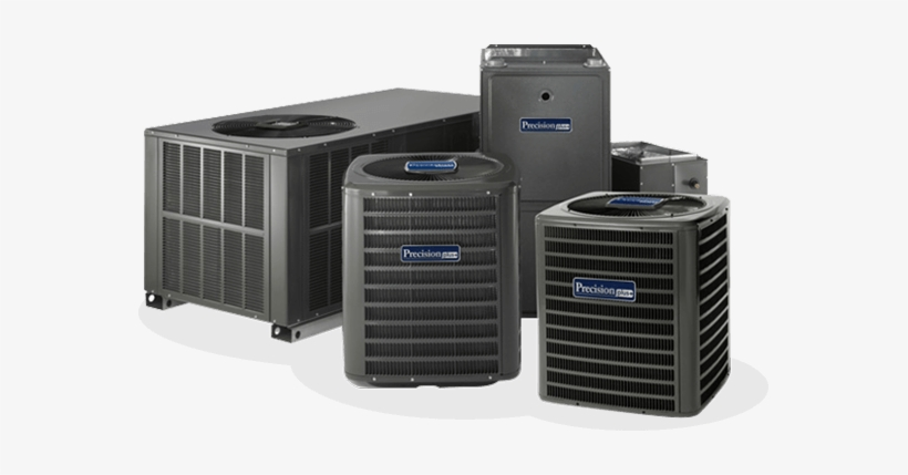 Schedule Your Precision Air & Heating Complete A/c - Goodman 4 Ton 16 Seer Air Conditioner R-410a Gsx160481, transparent png #2507461