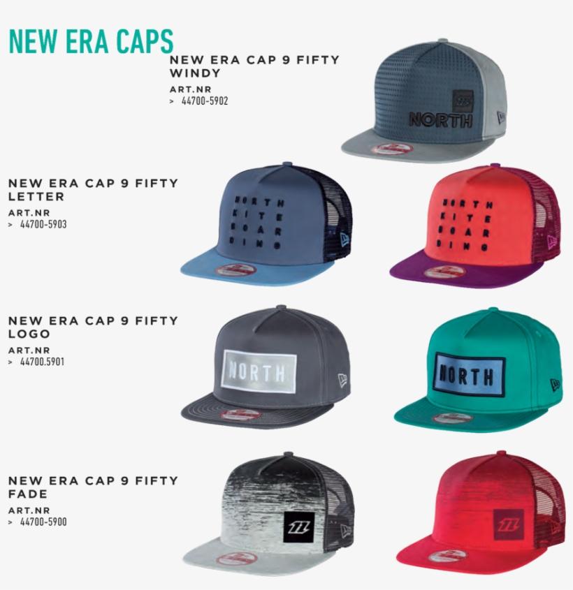 16acff854d4 Caps - North Kiteboarding New Era Cap - Free Transparent PNG ...