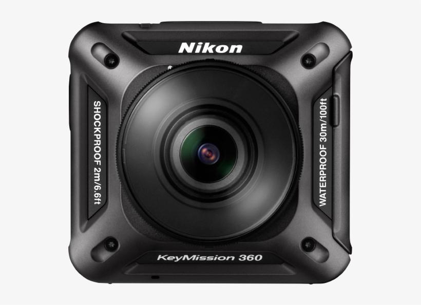 Keymission Camera Degree Videos - Nikon Keymission 360, transparent png #2511946