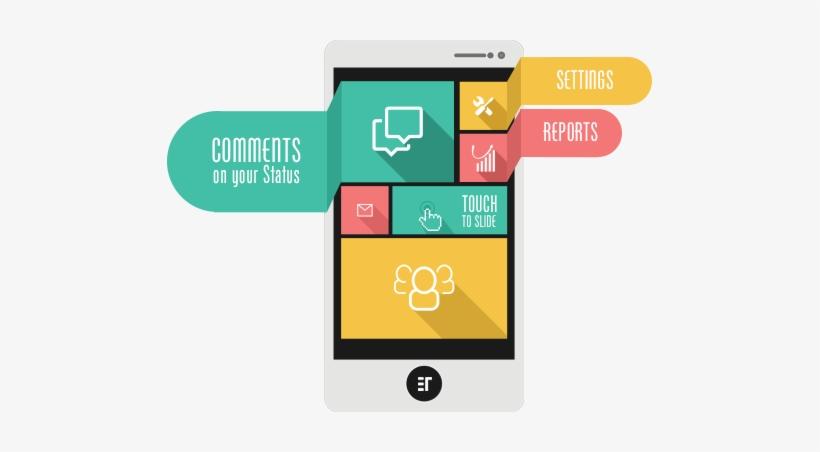 Android App Development - Mobile Application Design And Development, transparent png #2515195