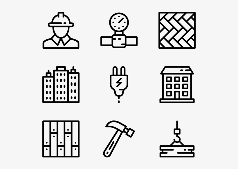 Construction , Decor Icon Png , Free Transparent PNG