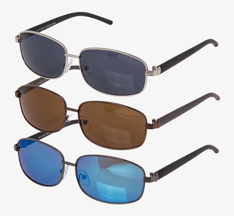 Sunglasses Men Style - Sunglasses, transparent png #2518057