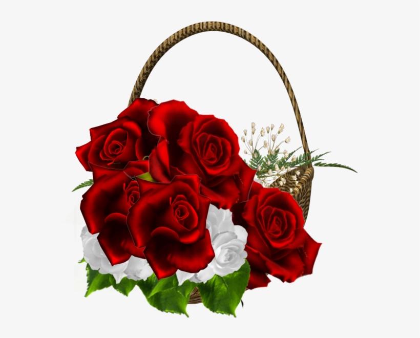 Beautiful Clipart Rose Bouquet - Happy Sunday My Friend, transparent png #2523069