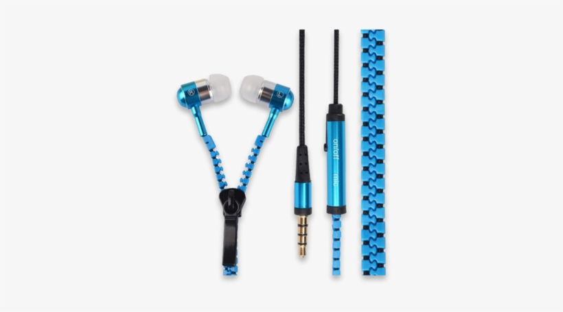 Products/zipper-earphone - Mobile Accessories Png, transparent png #2524719
