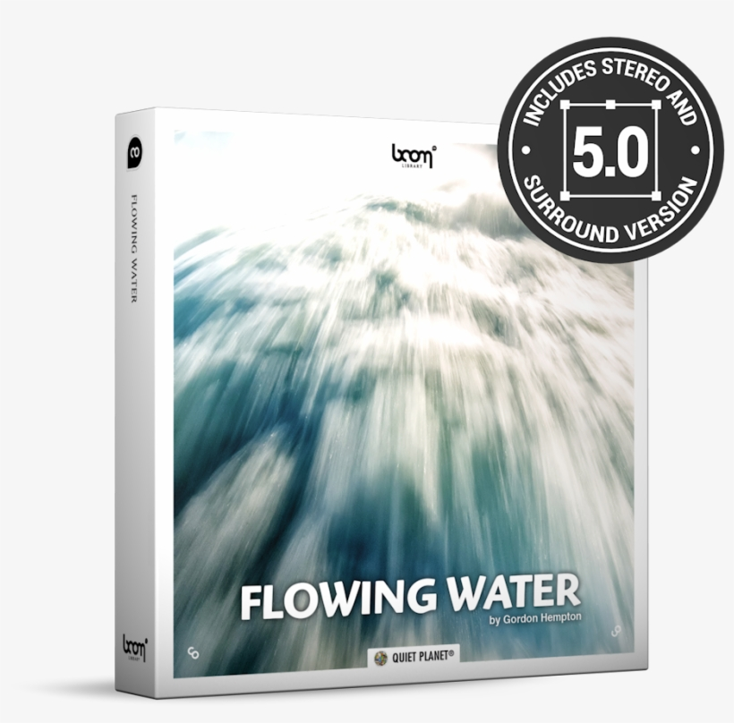 Flowing Water Nature Ambience Sound Effects Library - Free