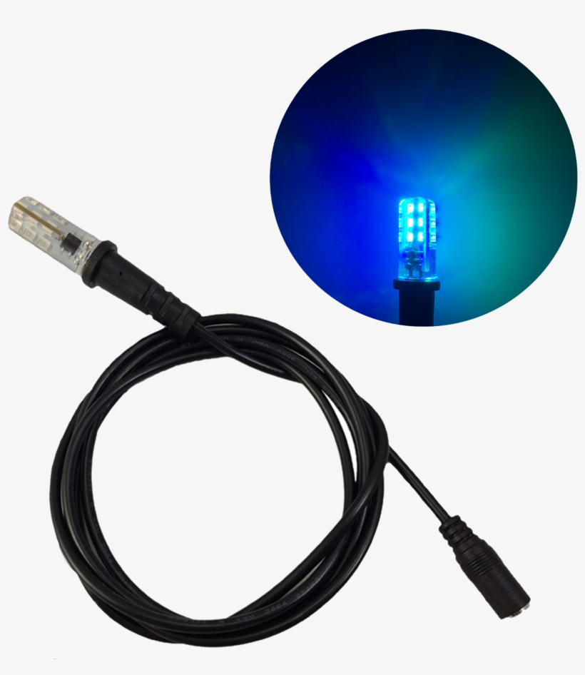Blue Green Led Bulb Ocean Water Effects Light 12 Volt - Theatrical