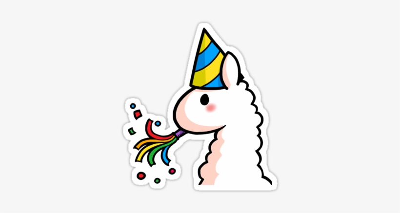 New Happy Birthday Transparent Sticker Images