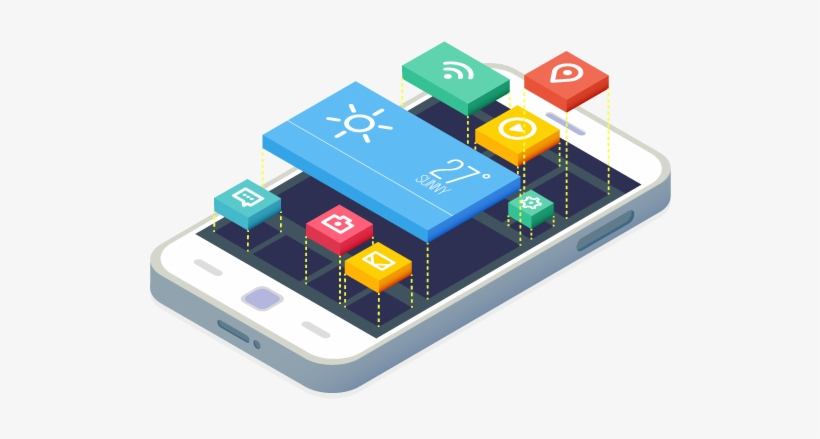 We Are A Design And Development Company In Coimbatore, - Quality Mobile App Development, transparent png #2527762
