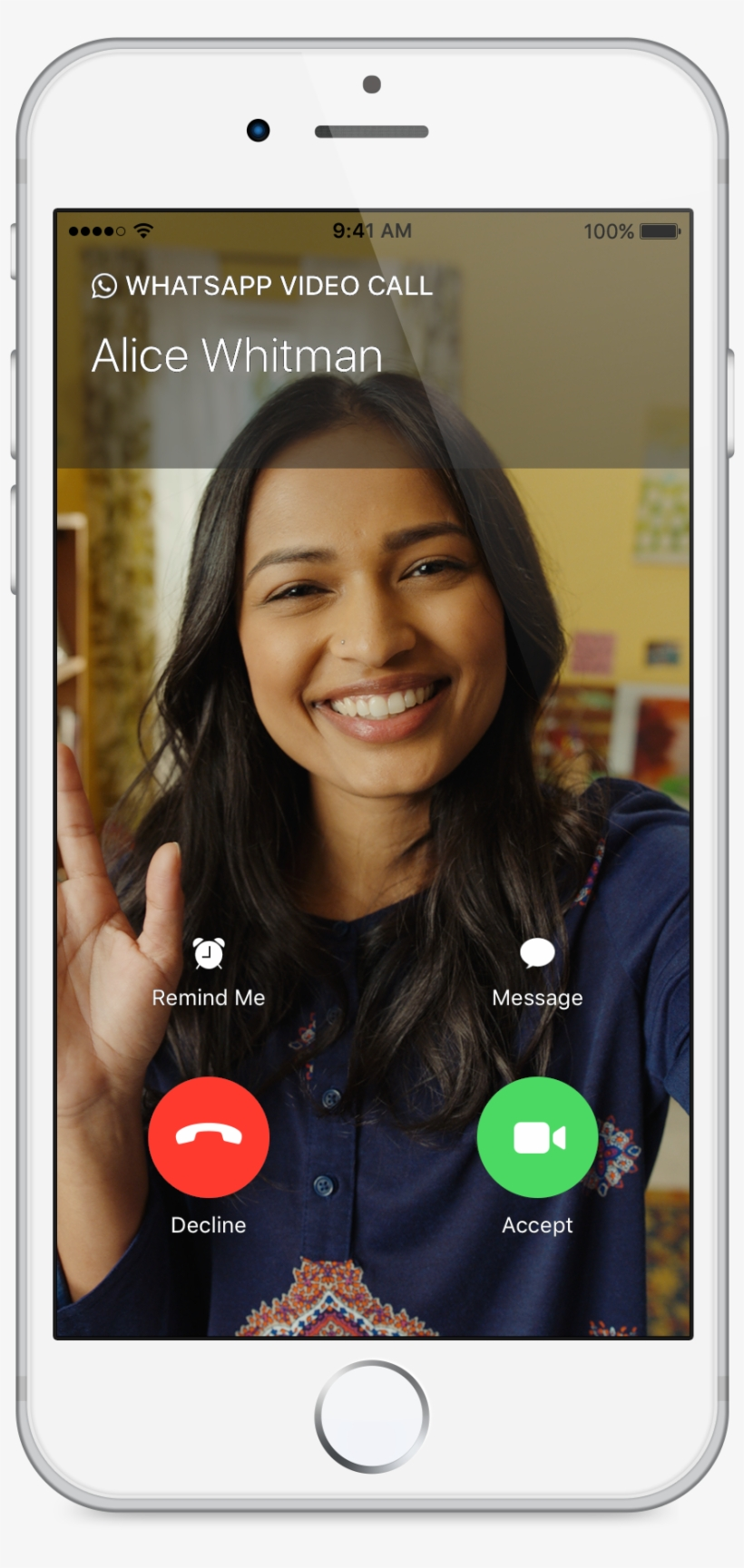 Whatsapp Best Video Call App Free Transparent Png Download Pngkey