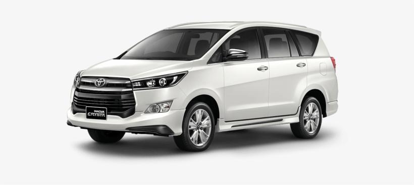 Silver Metallic - Toyota Innova, transparent png #2531731