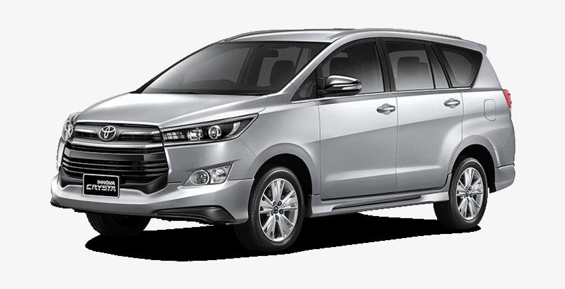 2018 Toyota Innova And Fortuner - Toyota Innova, transparent png #2531779
