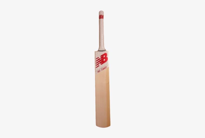 New Balance Tc 1260 Cricket Bat, transparent png #2534342