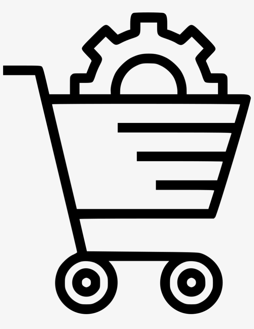 E Commerce Services Solution Cart Online Shopping Settings - E Commerce Solution Icon, transparent png #2534591