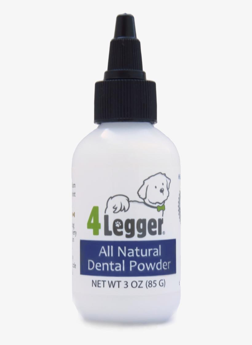 All Natural Dental Care - 4legger Aloe Vera Lemongrass Dog Shampoo (16 Fl Oz), transparent png #2538143