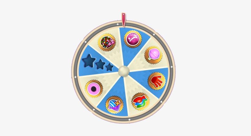 Secondary Daily Booster Wheel Drawing Candy Crush Saga