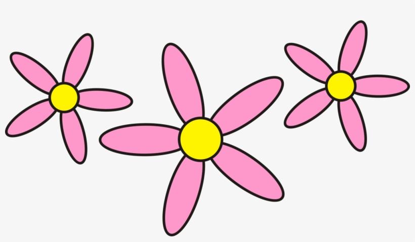 Petal Pink Flowers Floral Design Rose - Pink Flower Flower Clip Art, transparent png #2542444