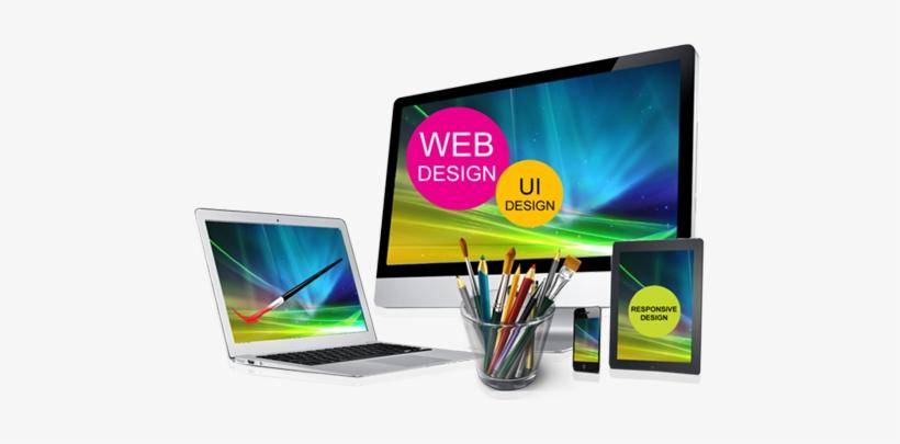 Website Designing - Web Design Banner Hd, transparent png #2545635