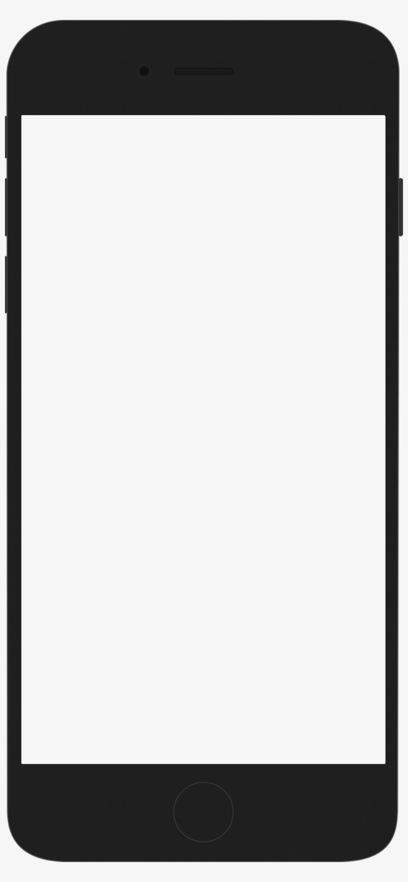 Phone Picture Frame Images Craft Decoration Ideas - Mobile Frame Png In Hand, transparent png #2545686