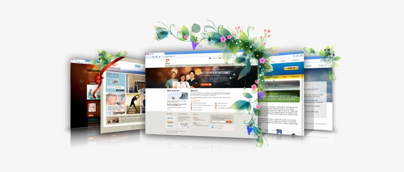 Responsive Website - Web Design Banner Png, transparent png #2545963