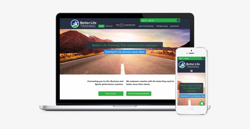 From A Cms, Dynamic Homepage Sliding Banners, Custom - Responsive Web Design, transparent png #2546073