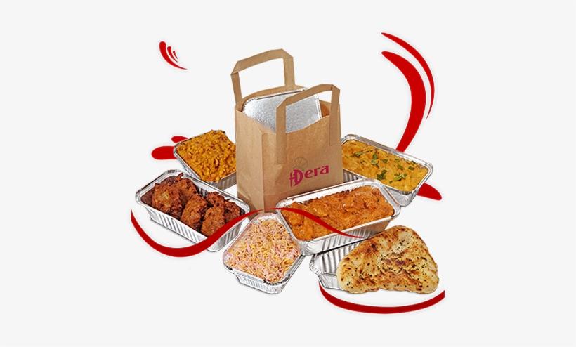 Takeaway Indian Food Delivery Food Takeaway Free Transparent Png