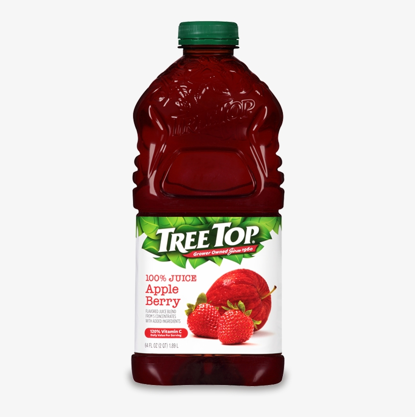 Nutrition Facts - Tree Top Juice, transparent png #2548503