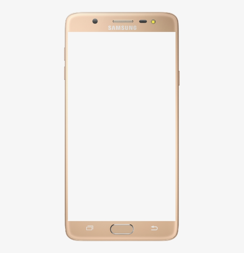 Galaxy J7 Max Smartphone Samsung Smartphone Frame Png Free Transparent Png Download Pngkey