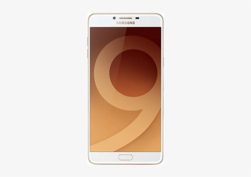 Samsung C9 Pro Mobile Phones - Samsung Galaxy C9 Pro (gold, 64gb) Mobile Phone, transparent png #2552232