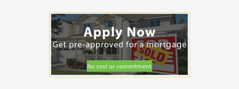 Apply Now - House For Sale Sign, transparent png #2555048