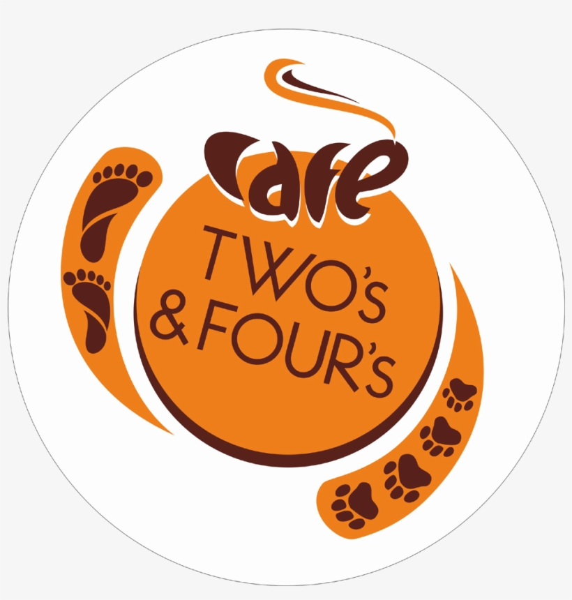 Take That Step - Cafe Two's And Four's, transparent png #2557427